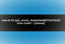 How To Fix [pii_pn_65a8ae23bf162bd3] Error Code