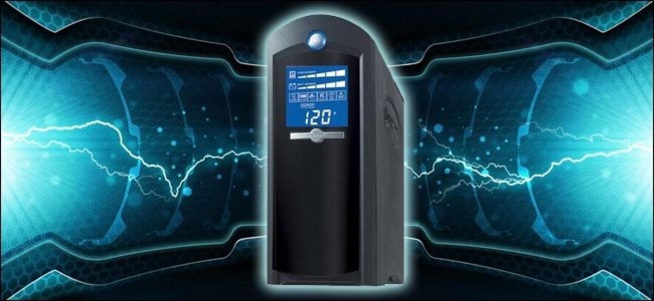 Uninterruptible Power Supply Design
