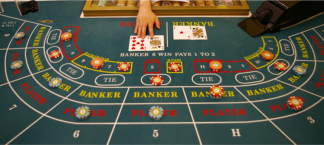 Let's Making A Discussion About Baccarat Game Within Reliable Baccarat Site  - Business Media Group