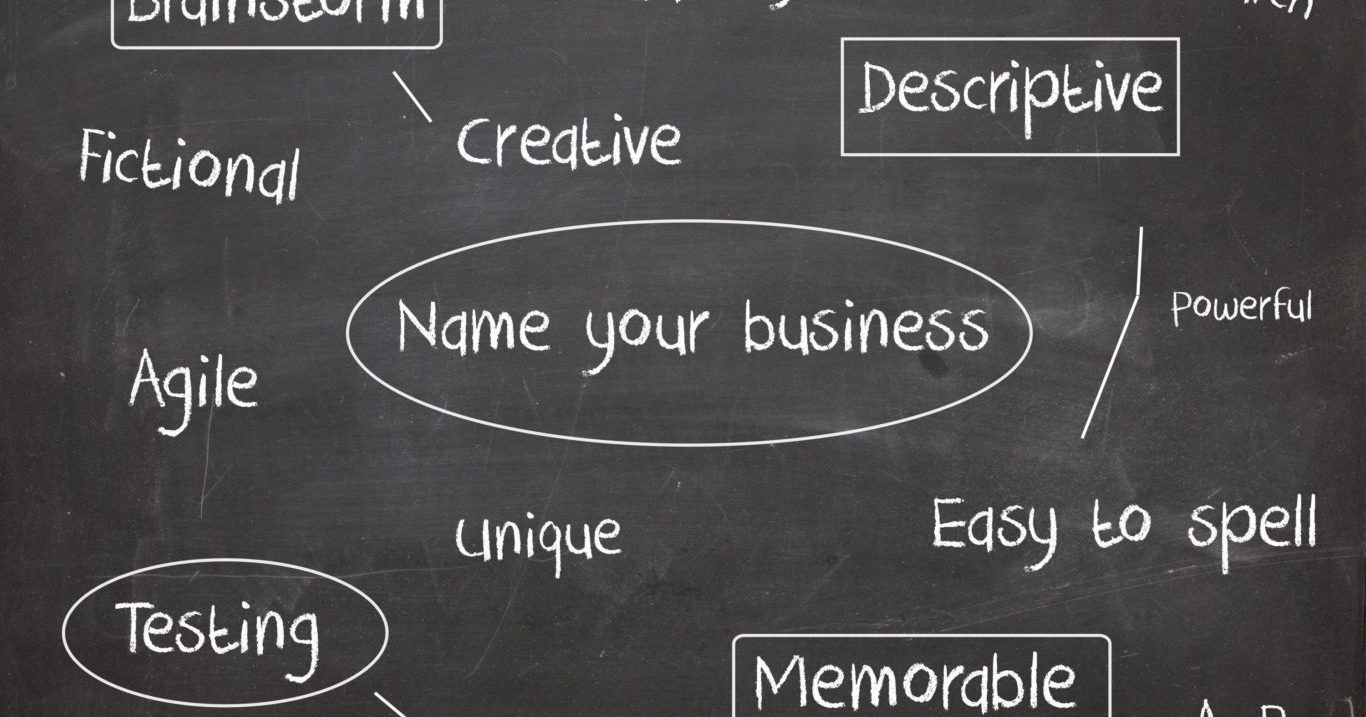 How To Easily Name Your Business?